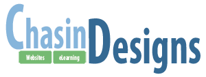 Chasin Designs logo